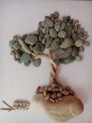 NAB06 Nizar Ali Badr Stones on Paper-Photograph