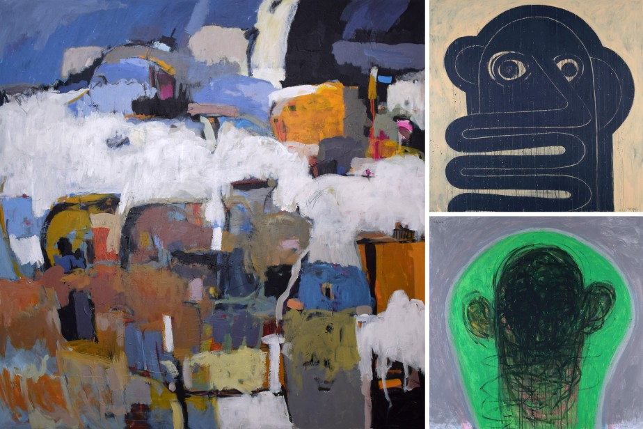 """Modern Art from Syria: """"Painting is aHomeland"""""""