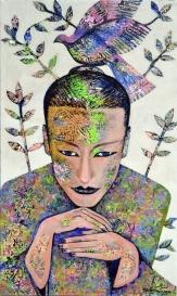 NS007 Nabeel AlSamman 100x60 cm Acrylic on Canvas