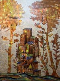 NS006 Nabeel AlSamman 180x130 cm Acrylic on Canvas