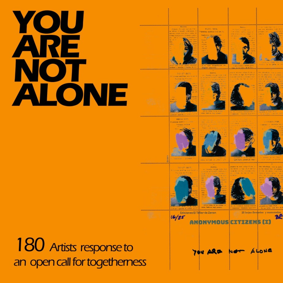 """""""You are not Alone""""  Exhibition – Berlin2021"""